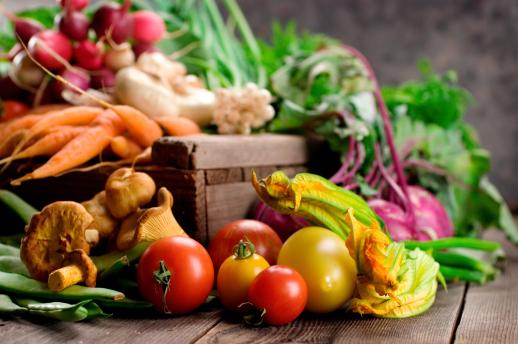 Les légumes issues du mode de culture biologique sont plus riche en antioxydants